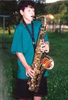 1995_das_erste_eigene_Saxophon